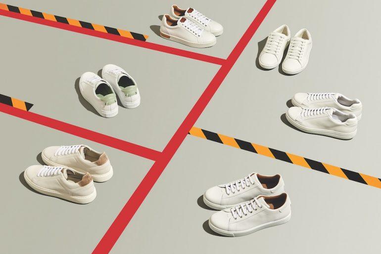 Beyaz sneaker modelleri