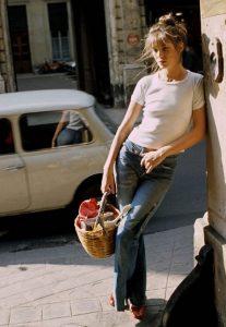 Hasır çanta kadın