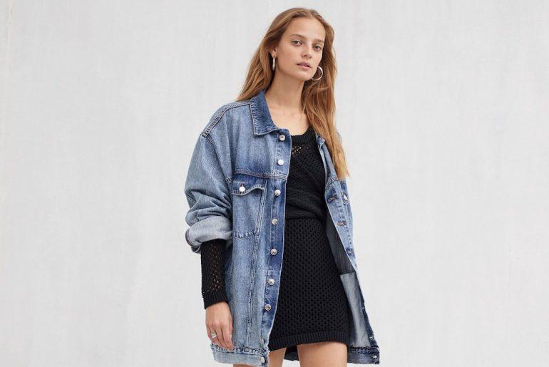 Oversized kot ceket modelleri