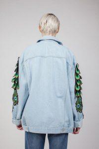 Ragyard kadın denim ceket
