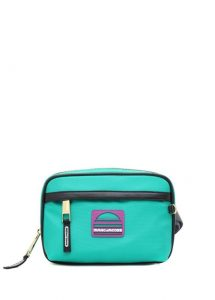 Yeşil bel çantası