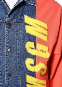 MSGM erkek jean ceket
