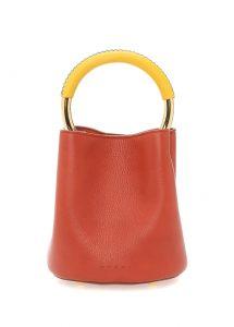 Marni kırmızı torba çanta