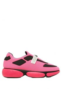 PRADA Cloudbust Pembe Kadın Sneaker