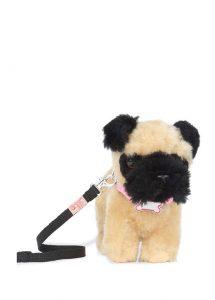 Peluş oyuncak köpek